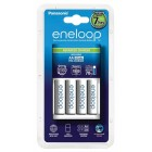 Eneloop Advanced charger K-KJ17M with 4x AA LR6 1900 mAh