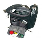 Kalahari camera bag K-22 black,  440122, 30cm