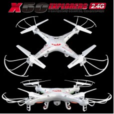 Syma RC Helicopter x5c 6 Axis with 2MP HD Camera