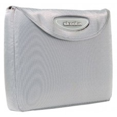 SKOOBA laptop bag SKIN silver 15""