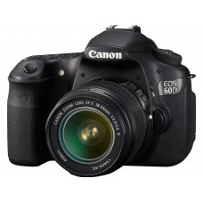 Canon EOS 60D with 18-55mm f/3.5-5.6 IS II lens