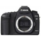 Canon EOS 5D Mark II body used