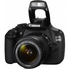 Canon EOS 1200D with EF 18-55mm IS II lens