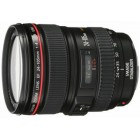 Canon 24-105mm f/4L IS USM EF lens