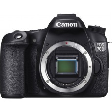 Canon EOS 70D Digital Camera DSLR Body