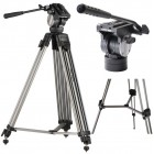 52190 Alpha 9000 video tripod 156 cm