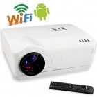 LED projector 1280x800 WiFi Android 3000 Lumen - 1 day rent